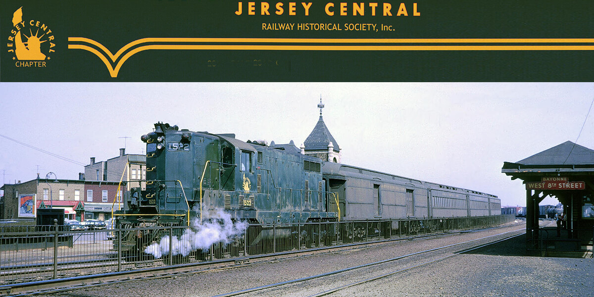 NRHS Jersey Central Chapter