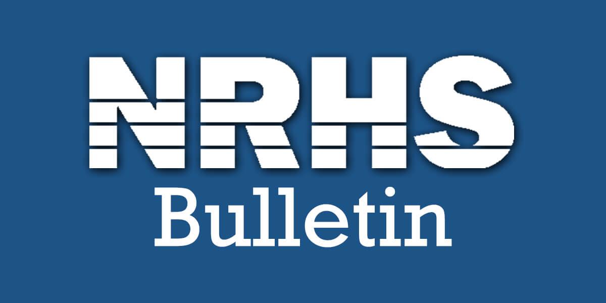 NRHS Bulleting