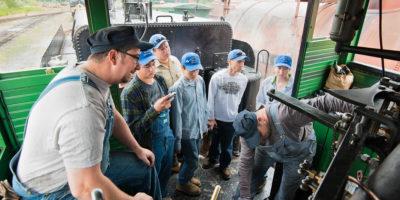 NRHS RailCamp