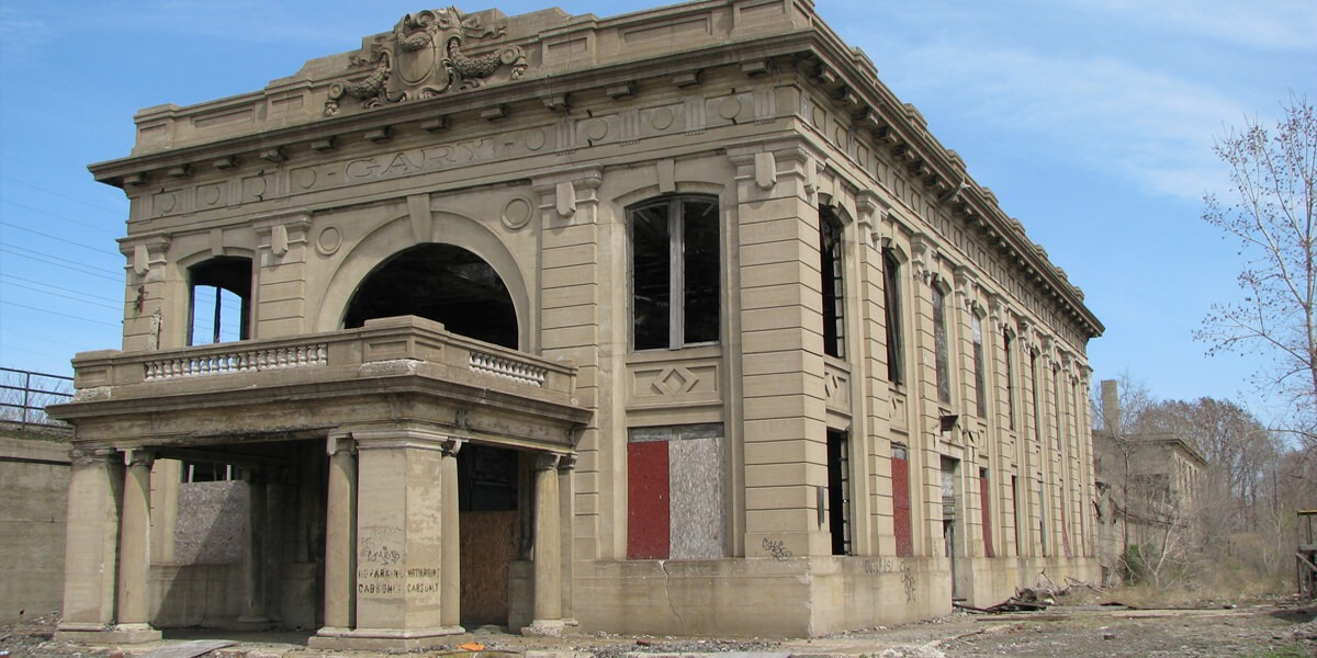 Union Station, Gary, Indiana