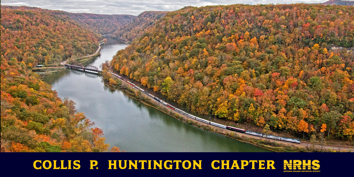 NRHS Collis P. Huntington West Virginia Chapter