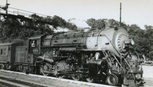 NRHS | Boston & Albany | Riverside, MA | D-1A 4-6-2T 404 | June 23, 1937