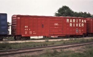 NRHS | RRRR | Willard, Ohio | 50 ft 6 in Box car 483 | May 23, 1975