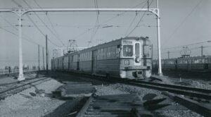 Key System | Oakland, California | Car 136 | B train | 1939 | Elmer Kremkow Collection
